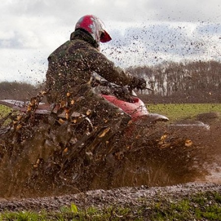 Quad Biking Market Harborough, Leicestershire