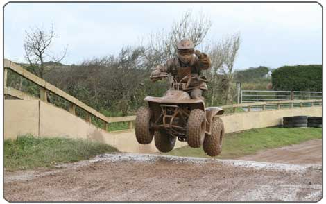 Quad Biking Truro, Cornwall