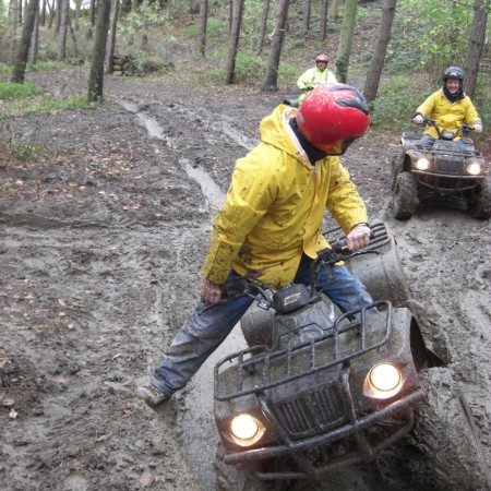 Quad Biking West Malling, Kent