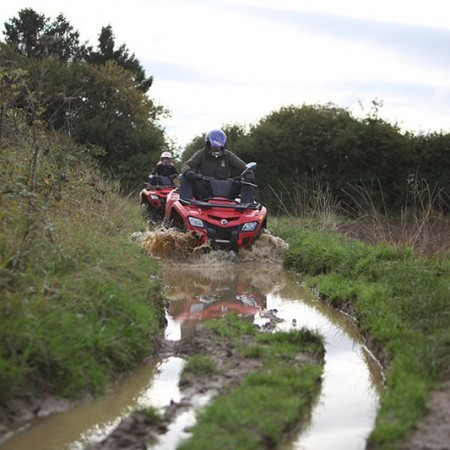 Quad Biking Thirsk