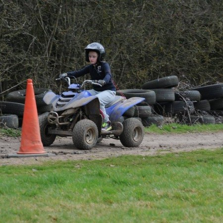 Quad Biking Winchester, Hampshire