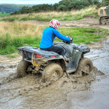 Quad Biking Kendal, Cumbria