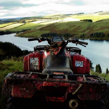Quad Biking Perth, Perthshire