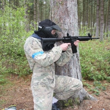 Airsoft Nottingham - Mansfield