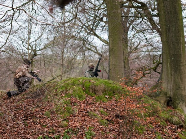 Airsoft Otley, Leeds