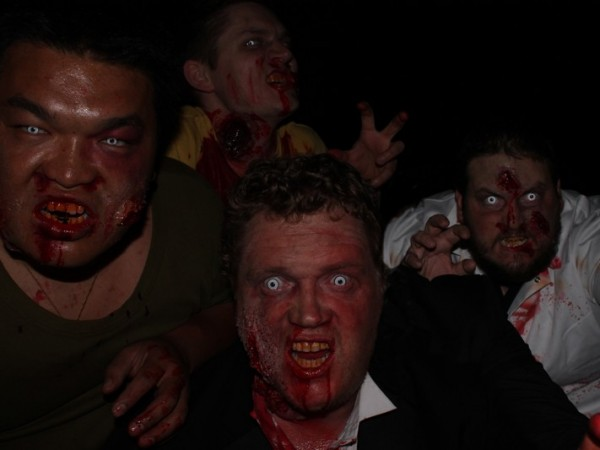 Airsoft Zombies In Heywood, Manchester