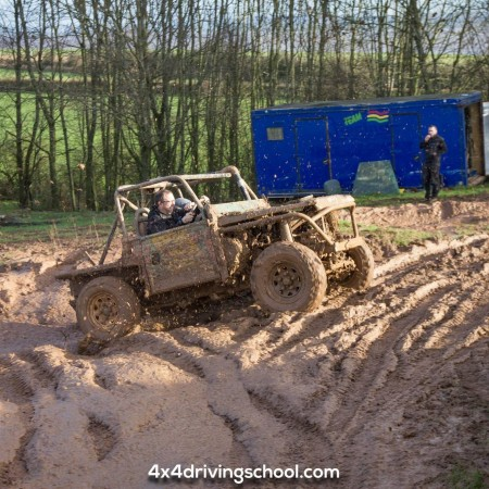 4x4 Off Roading Taff's Well, Cardiff