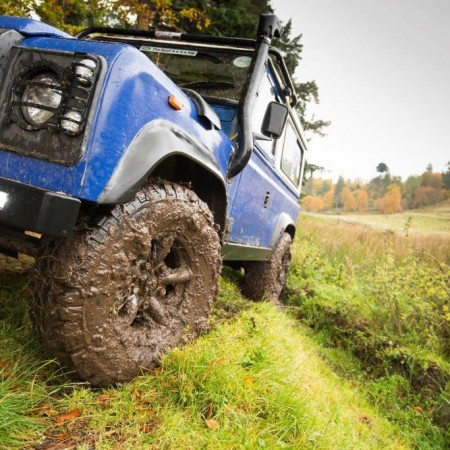 4x4 Off Roading Newtonmore, Inverness-shire