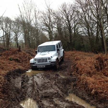 4x4 Off Roading High Wycombe, Buckinghamshire