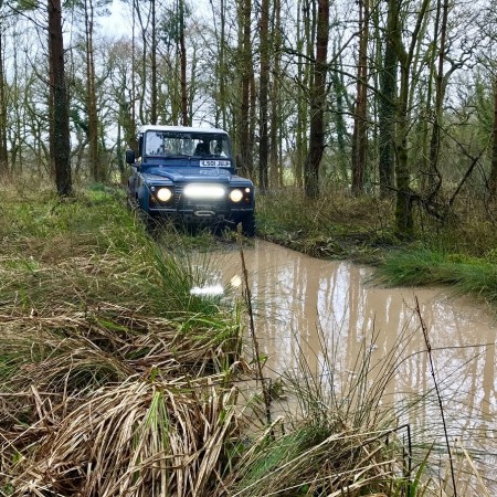 4x4 Off Roading Hockley Heath