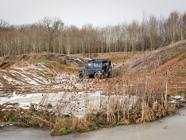 4x4 Off Roading Market Harborough