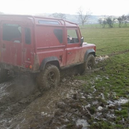 4x4 Off Roading Bishop Auckland