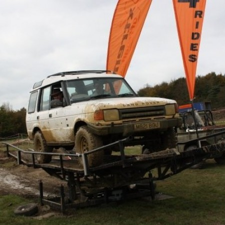 4x4 Off Roading Shepton Mallet