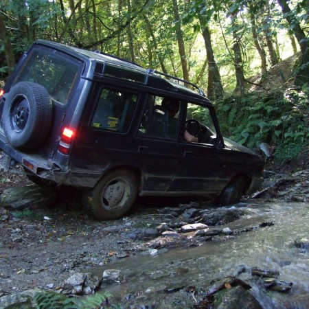 4x4 Off Roading Ilfracombe, Devon