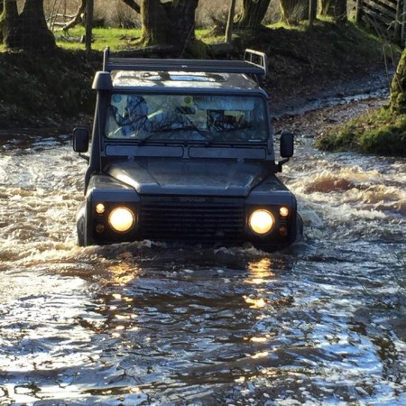 4x4 Off Roading Ferrybridge
