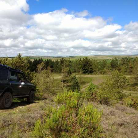 4x4 Off Roading Swansea