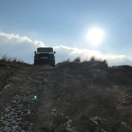 4x4 Off Roading Wrexham