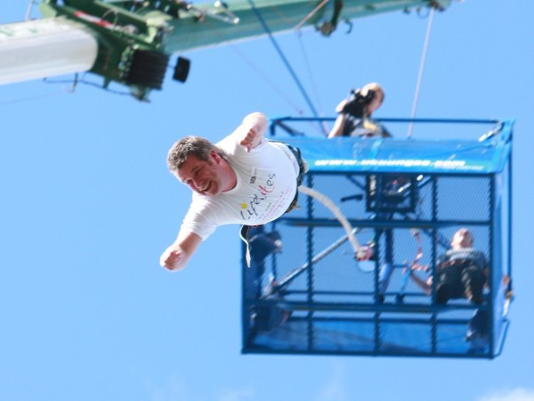 Bungee Jumping Bray, Windsor