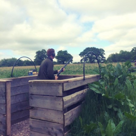 Clay Pigeon Shooting Penrith, Cumbria