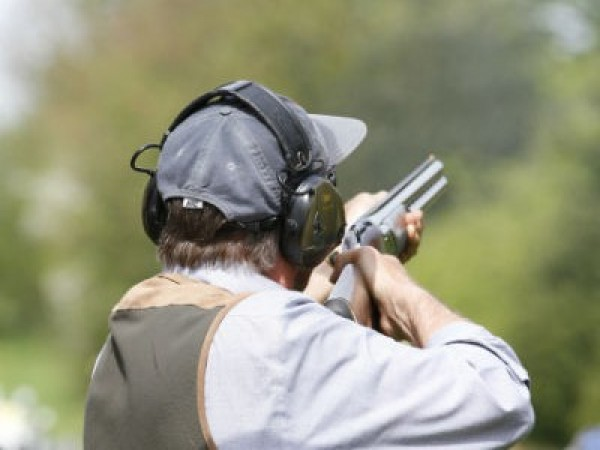 Clay Pigeon Shooting Knaresborough, North Yorkshire