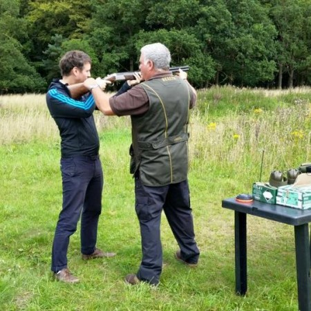 Clay Pigeon Shooting Thetford