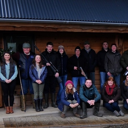 Clay Pigeon Shooting Altass, Highlands
