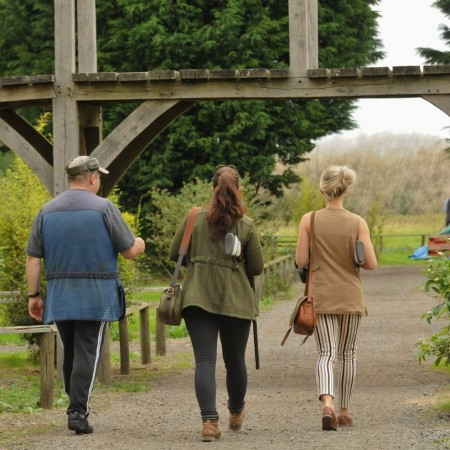 Clay Pigeon Shooting Tenterden, Kent