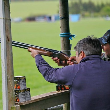Clay Pigeon Shooting Didcot, Oxfordshire