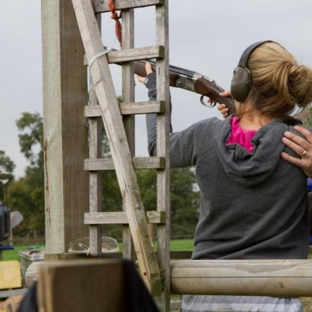 Clay Pigeon Shooting Bristol