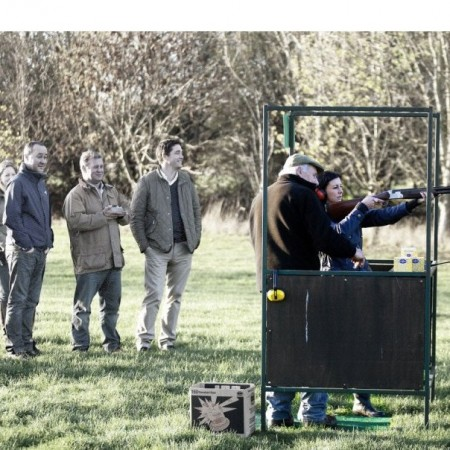 Clay Pigeon Shooting Daventry, Northamptonshire