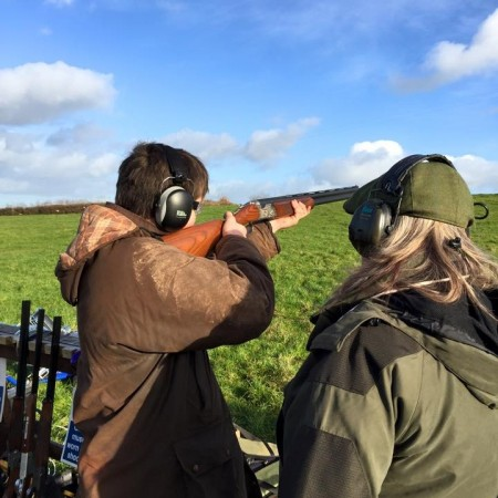 Clay Pigeon Shooting Taunton, Somerset