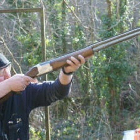 Clay Pigeon Shooting Cardigan, Ceredigion