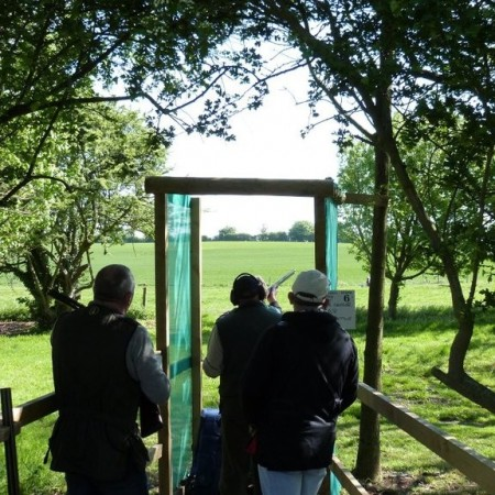 Clay Pigeon Shooting Leicester