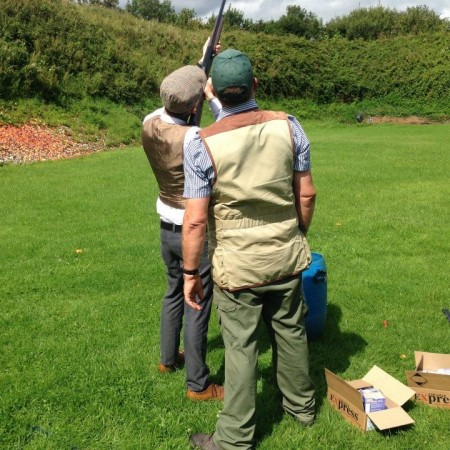 Clay Pigeon Shooting Whitchurch, Bristol
