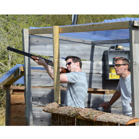Clay Pigeon Shooting Portree, Isle Of Skye