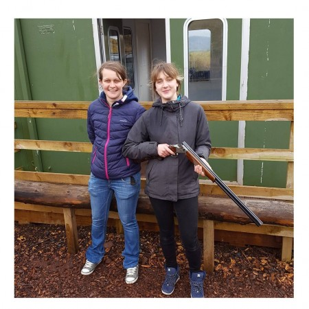 Clay Pigeon Shooting West Linton, Scottish Borders