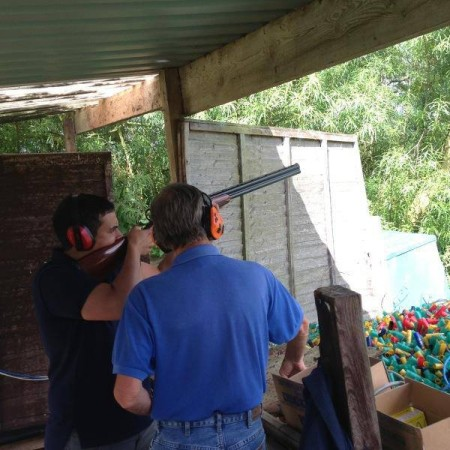 Clay Pigeon Shooting Thirsk, North Yorkshire
