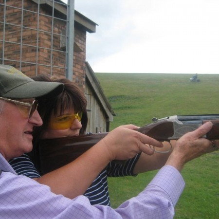 Clay Pigeon Shooting Frodsham, Cheshire