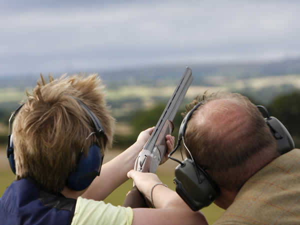 Clay Pigeon Shooting Lichfield