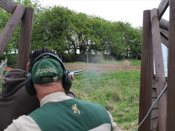 Clay Pigeon Shooting Aylesbury, Buckinghamshire