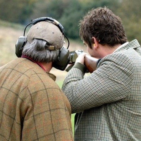 Clay Pigeon Shooting Ashbourne, Derbyshire