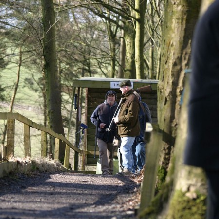 Clay Pigeon Shooting Skipton, North Yorkshire