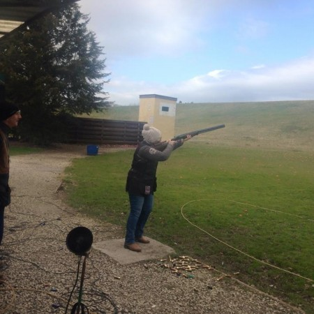 Clay Pigeon Shooting Rufforth Nr York The Activity People United