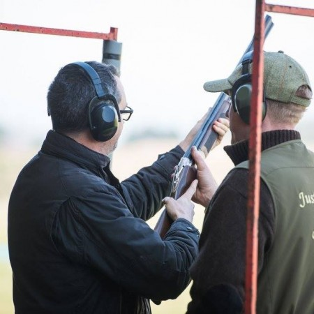 Clay Pigeon Shooting Royston, Hertfordshire