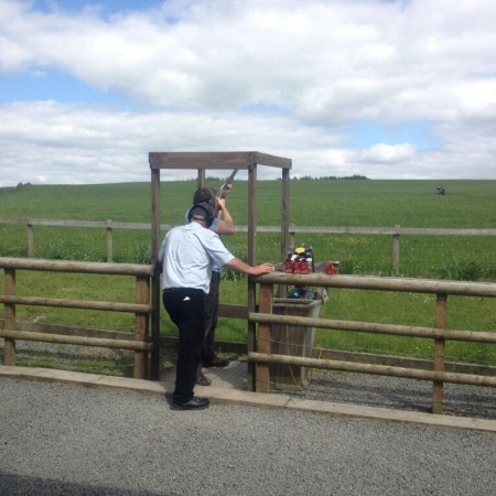 Clay Pigeon Shooting Kendal, Cumbria