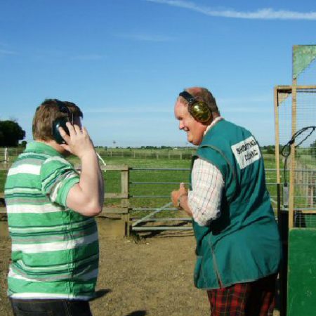 Clay Pigeon Shooting Castlethorpe, Bucks