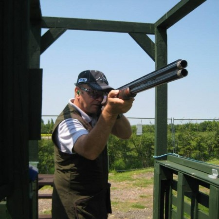 Clay Pigeon Shooting Leaden Roding