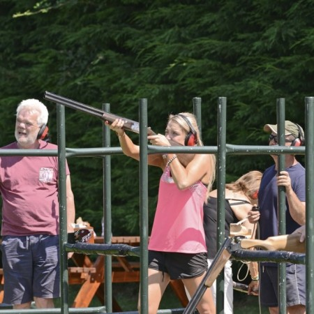 Clay Pigeon Shooting Clane, Co. Kildare