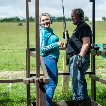 Clay Pigeon Shooting Witton Gilbert, Co. Durham