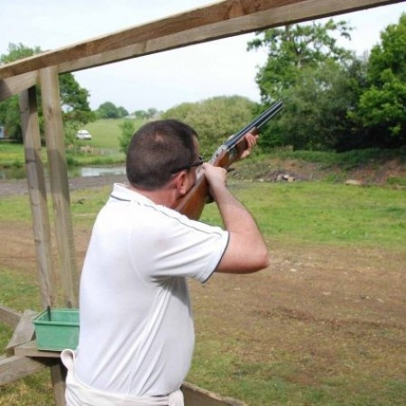 Clay Pigeon Shooting Bournemouth-North